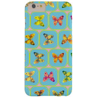 Butterflies pattern barely there iPhone 6 plus case