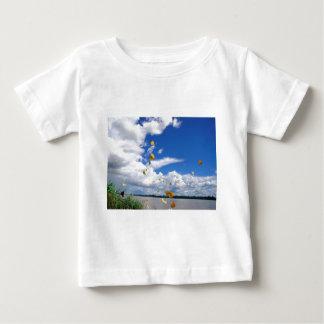 butterflies pierides amazon river baby T-Shirt