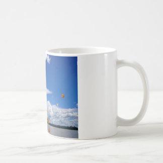 butterflies pierides amazon river coffee mug
