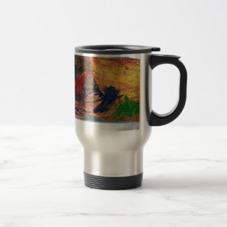 butterflies preserve nature mug