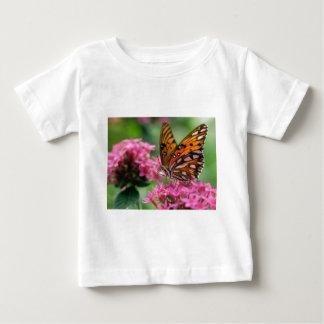 butterflies rounds social butterfly baby T-Shirt