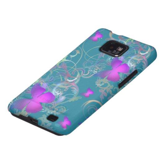 Butterflies Samsung Galaxy S2 Case