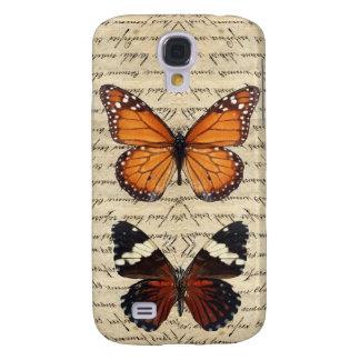 butterflies samsung galaxy s4 cover