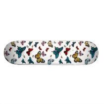 Butterflies Skateboard
