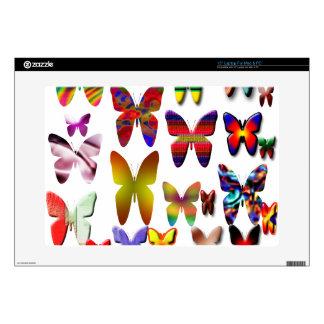 Butterflies Decal For Laptop