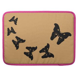 Butterflies Sleeve For MacBook Pro