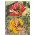 Butterflies Spiral Notebook
