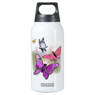 Butterflies Thermos Water Bottle
