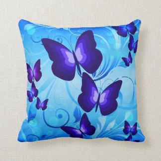 Butterflies Throw Pillows