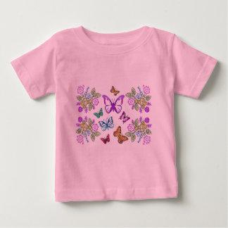 Butterflies Toddler T-Shirts