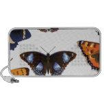 Butterflies vector mini speaker