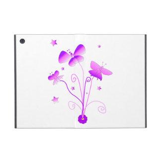 Butterflies with Flowers iPad Mini Case