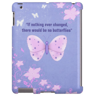 ButterfliesCase-Mate Barely There iPad Case