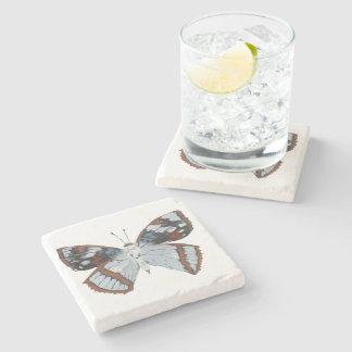 Butterfly10 Posavasos De Piedra