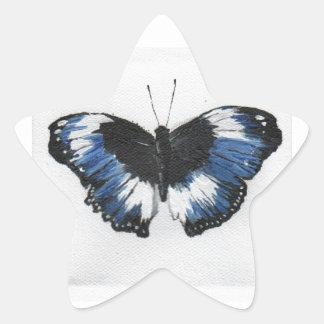 Butterfly11 Star Sticker