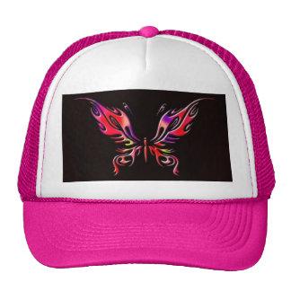 butterfly1bhat gorros bordados