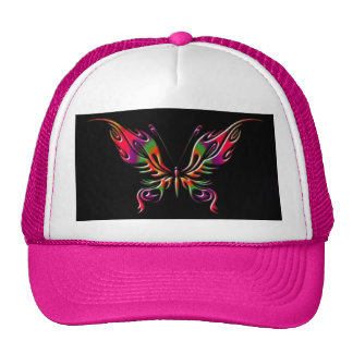 butterfly1chat gorro