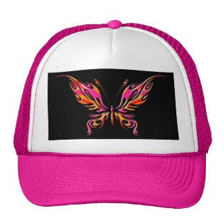butterfly1ehat gorras