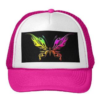 butterfly1fhat gorras de camionero