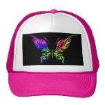 butterfly1khat gorro de camionero