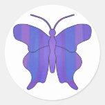 Butterfly2F1 Sticker