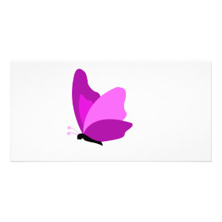 butterfly4 tarjetas fotográficas personalizadas