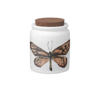 Butterfly6 Candy Jar