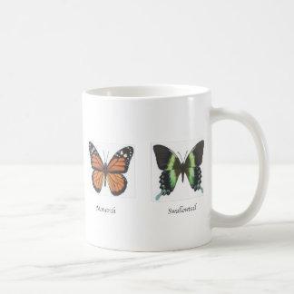 Butterfly 11 oz. mug