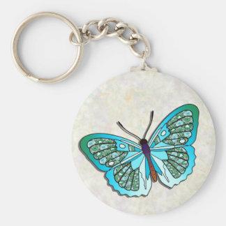 Butterfly - 14 keychain