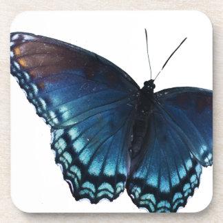 butterfly 16 drink coaster