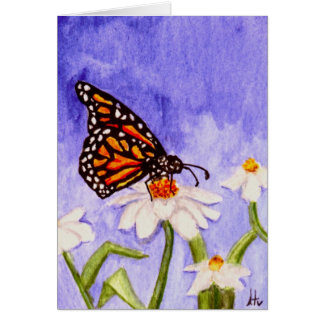 Butterfly 1 Blank Greeting Card