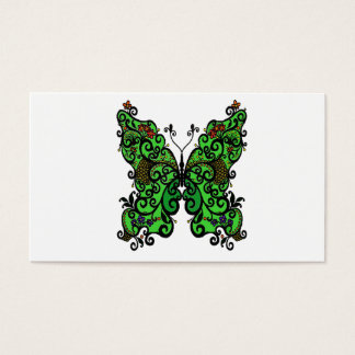 Butterfly 1 business card