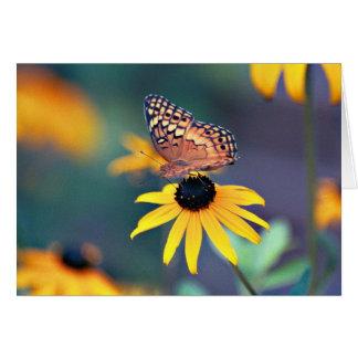 Butterfly 1 card