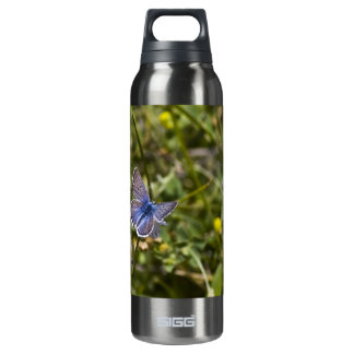 Butterfly 1 insulated water bottle