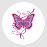 Butterfly 1 stickers