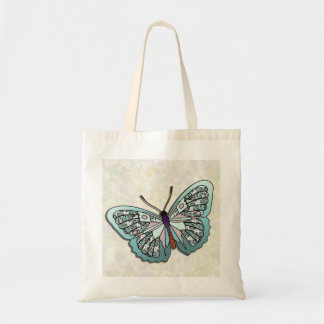 Butterfly - 24 canvas bags