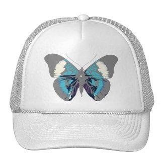 Butterfly 2 trucker hat