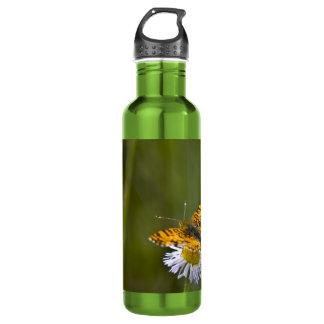 Butterfly 2 water bottle