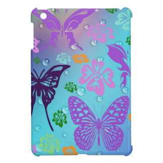 butterfly-355712  butterfly flowers drops design c case for the iPad mini