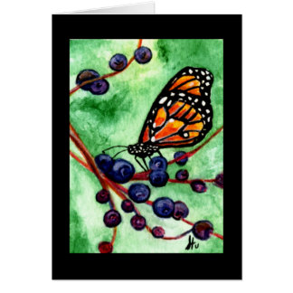 Butterfly 3 Card
