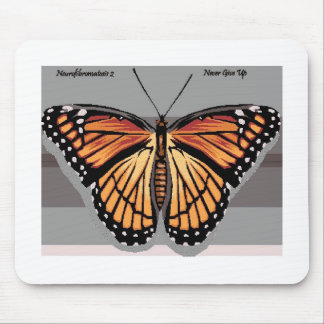 butterfly(3)M-P Mouse Pad