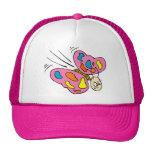 Butterfly 3 trucker hat