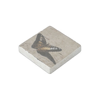 butterfly-415.jpg imán de piedra