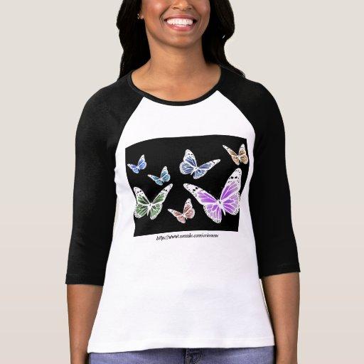 butterfly 4 Shirt