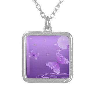 butterfly-69998 cartoon butterfly purple white vec jewelry
