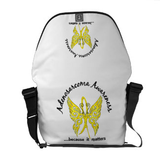 Butterfly 6.1 Adenosarcoma Courier Bag