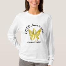 Butterfly 6.1 COPD T-Shirt