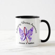 Butterfly 6.1 Pulmonary Fibrosis Mug