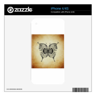 butterfly-705332.jpg skin for iPhone 4