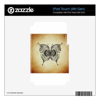 butterfly-705332.jpg skins for iPod touch 4G